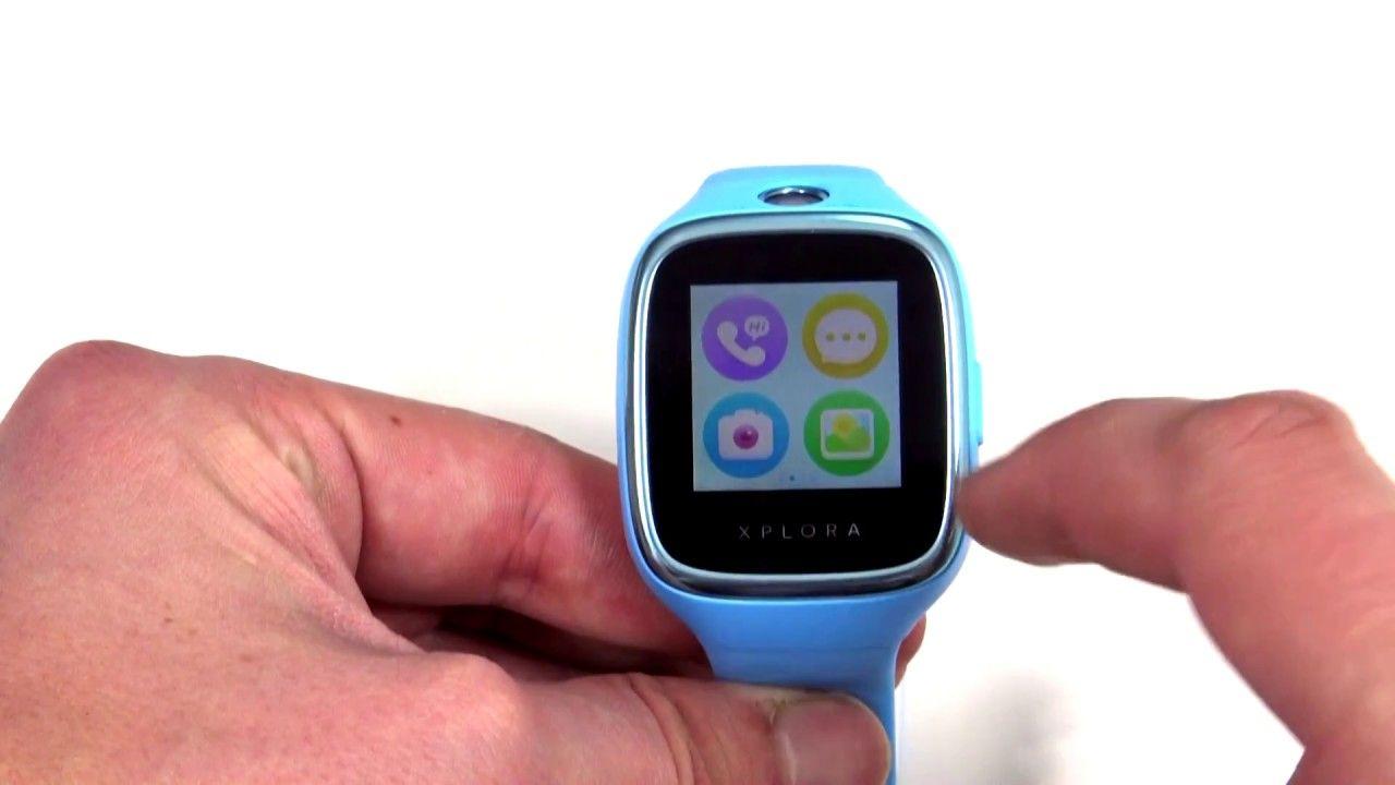 smart watch kinder smartwatch xplora 3s unboxing. Black Bedroom Furniture Sets. Home Design Ideas