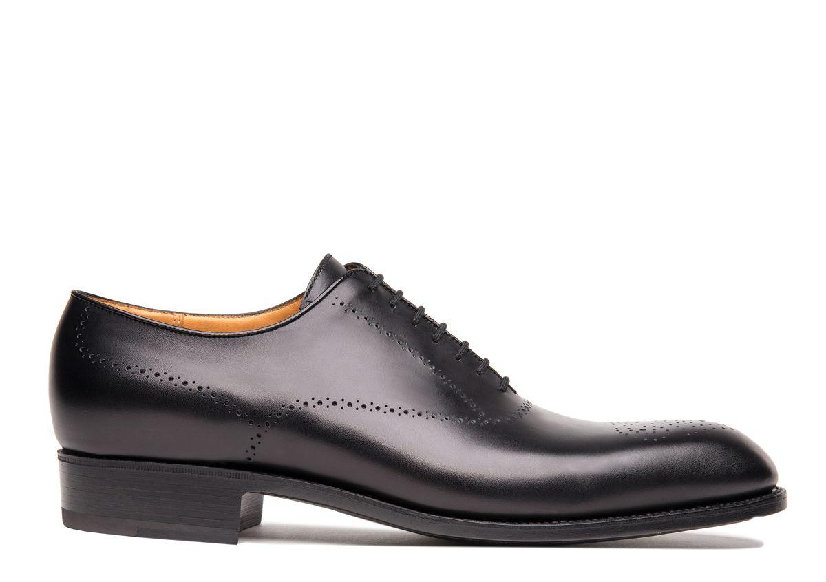 b5cc62a9876e Weston - Chaussure Homme Cuir - Richelieu Noire 582