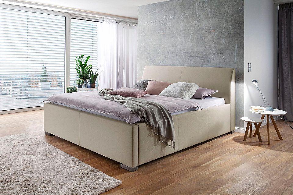 roomed Polsterbett »La Finca« wahlweise mit Bettkasten Jetzt