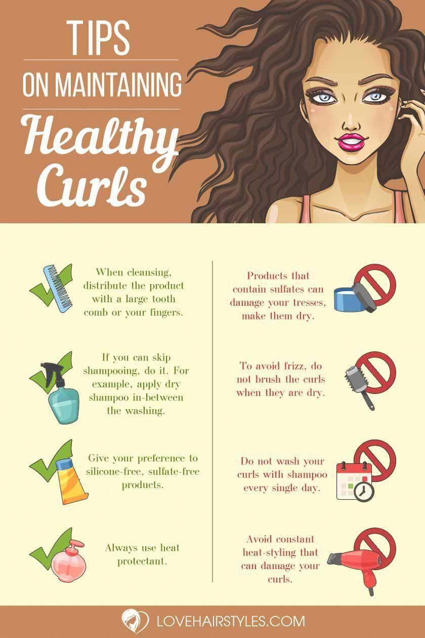 77 Interesting Curly Hair Photos Curly Hair Styles