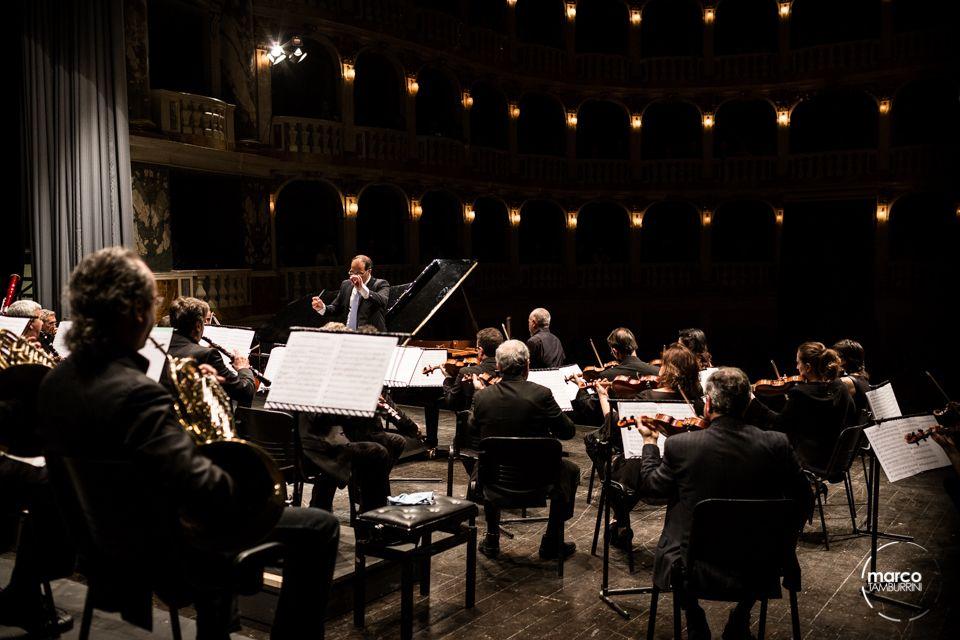Danilo Rea + Form orchestra filarmonica marchigiana!