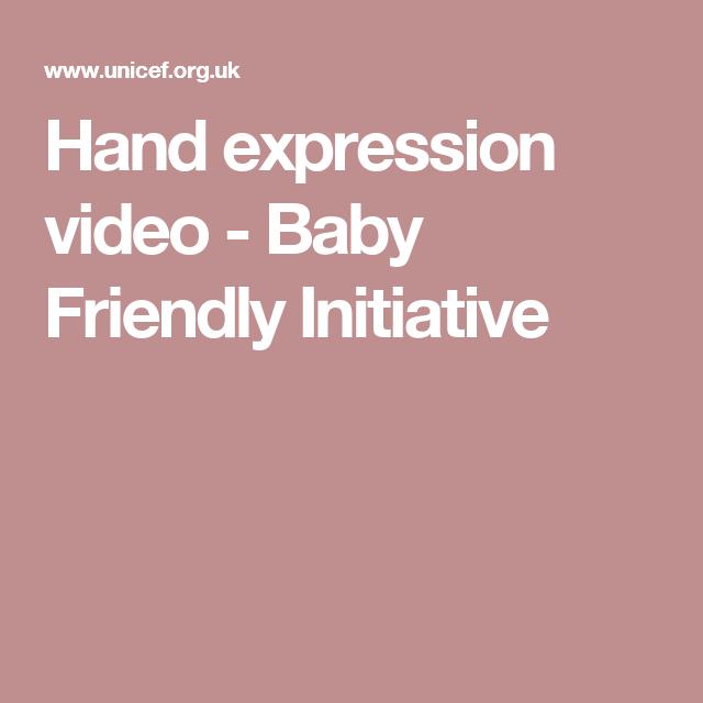 Hand Expression Video  Baby, Breastfeeding, Videos-8202