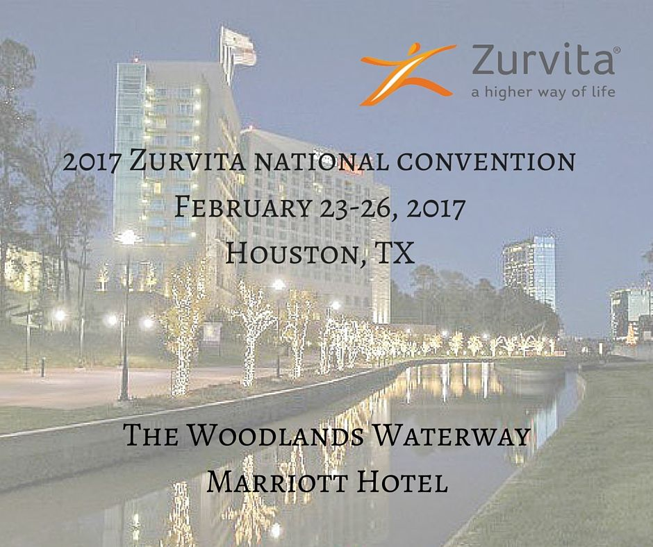 2017 Zurvita Convention in Houston TX. #zurvita #zurvitaevents #zurvitaconvention2017 www.ZurvitaZealProducts.com