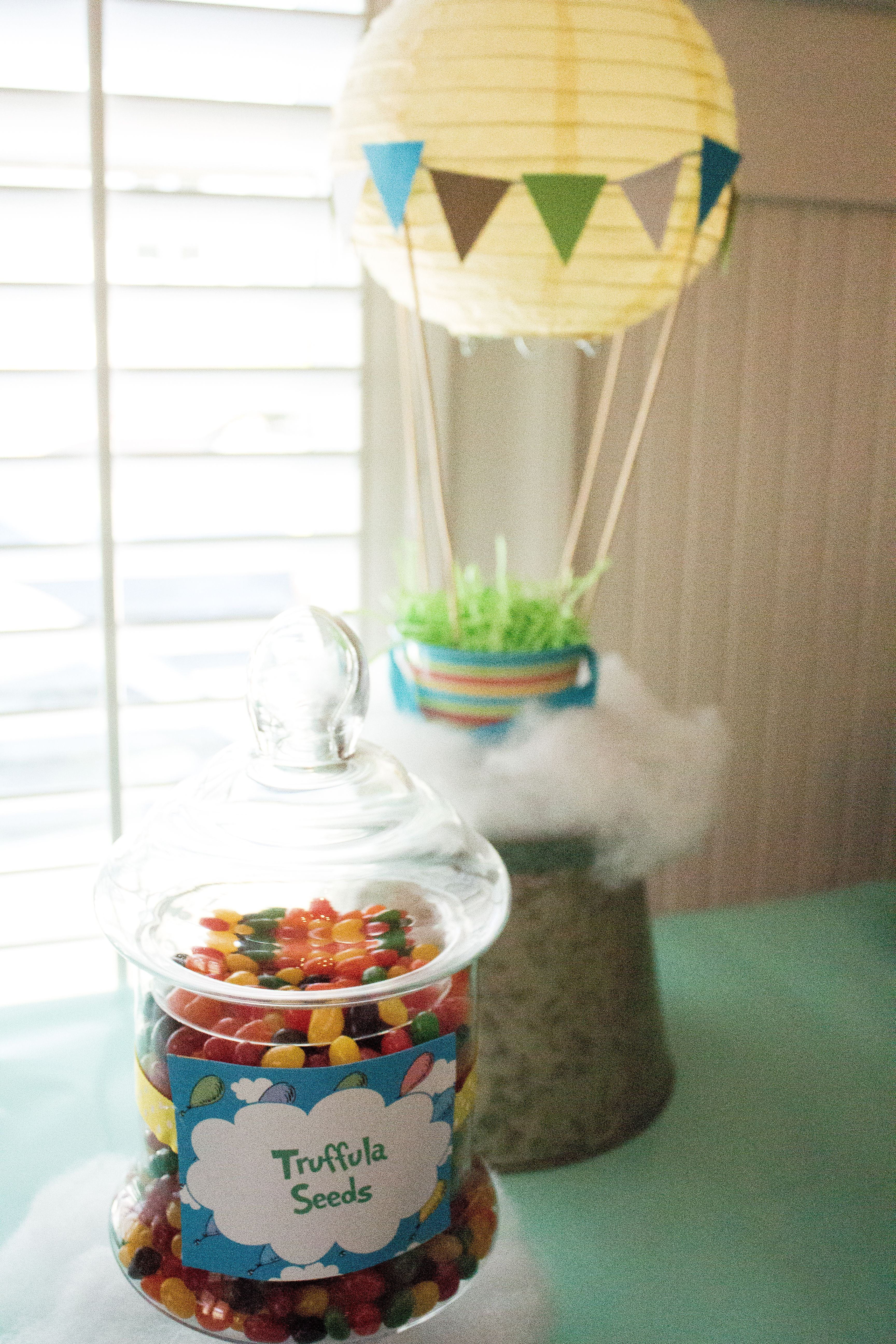 Dr. Seuss First Birthday & Free Party Favor Printables | Party ...