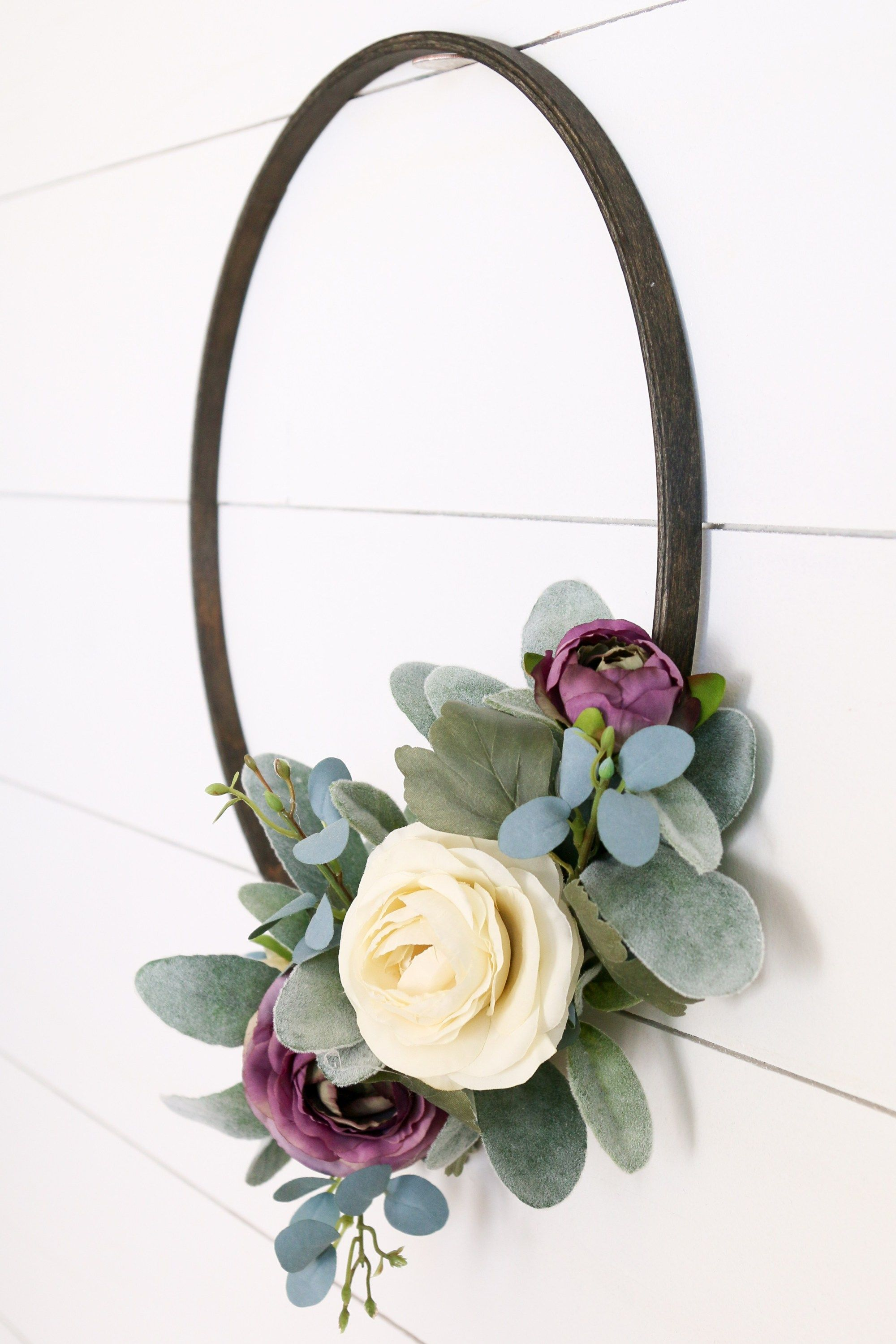 Photo of MODERN AND SIMPLE WREATH TUTORIAL – A Fresh-Squeezed Life