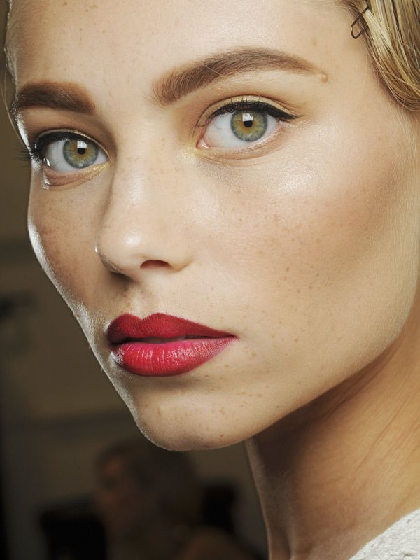 Schminken Make Up Trends 2016  Beauty  Lippenstifte