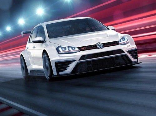 Volkswagen Kenalkan Mobil Balap Gti Mobil Balap Volkswagen Dan