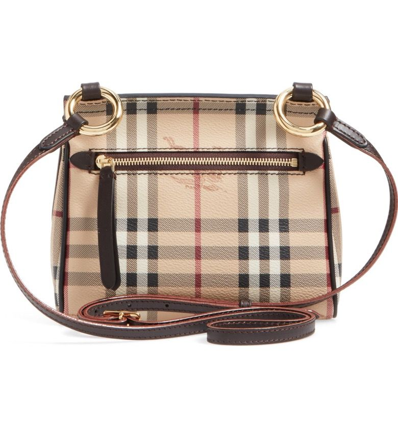 Main Image - Burberry Bridle Shoulder Bag