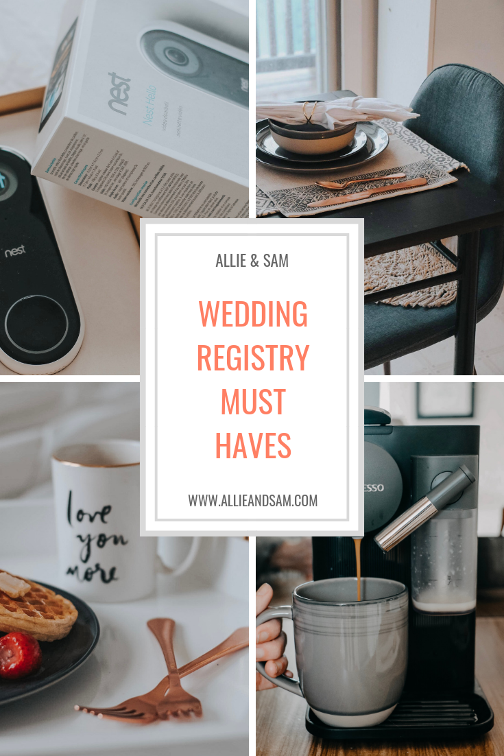 Wedding Registry Must Haves From Bed Bath And Beyond Allie And Sam Wedding Registry Bed Bath And Beyond Wedding