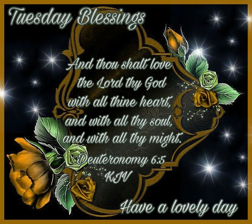 Image result for Tuesday images with blessings/bible verses