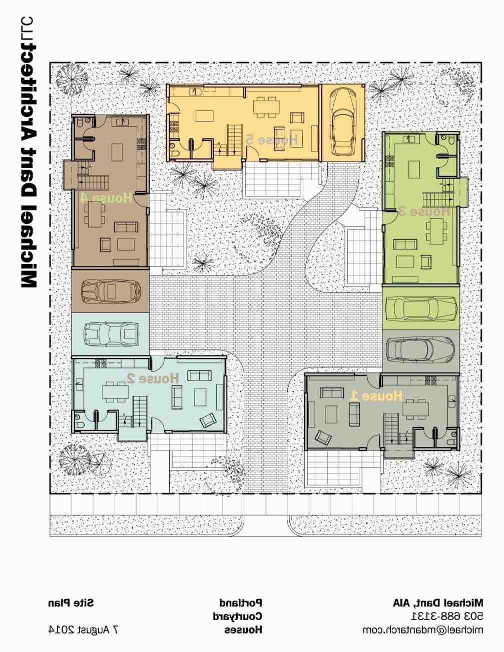 Hacienda House Plans Courtyard By Hacienda House Plans Center Courtyard Pool House Plans Courtyard House Plans Ranch House Plans