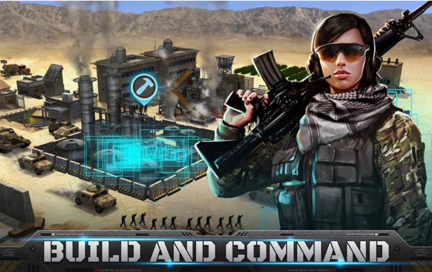 Mobile Strike for Android app free download Mobile strike