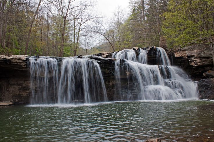 Creek Falls, Pipestem Resort State Park,