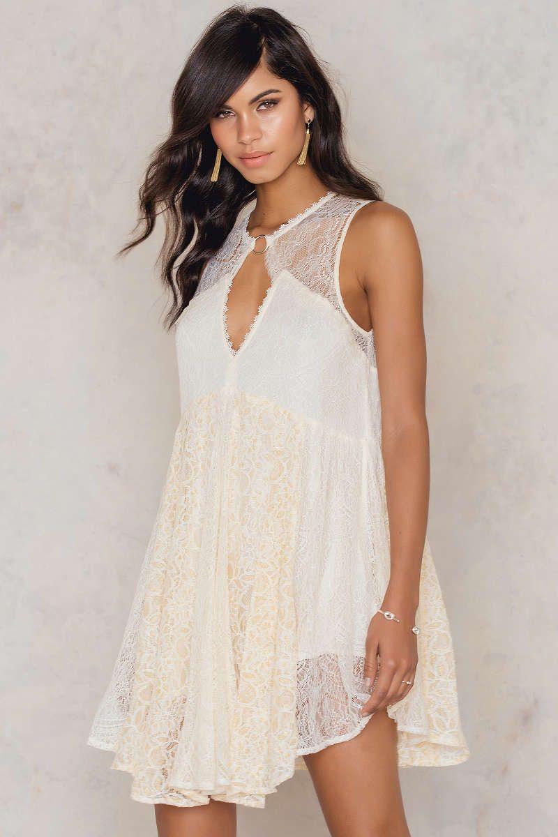 21e25994e Don't You Dare Lurex Strapless Mini Dress | NA-KD | Dresses ...