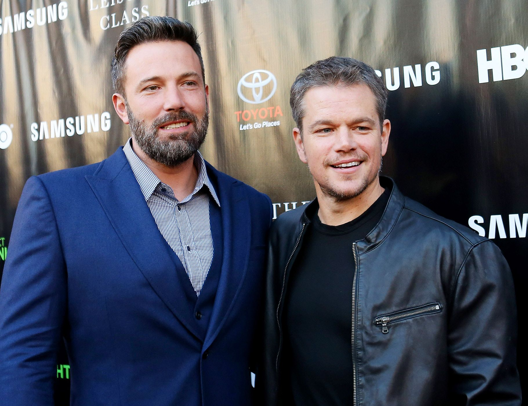 Matt Damon It Was Painful To Be Ben Affleck S Friend During J Lo Era Matt Damon Ben Affleck The Hollywood Reporter