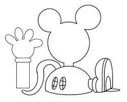 Resultado De Imagen Para La Casa De Mickey Mouse La Casa De Mickey Mouse Casa De Mickey Dibujo De Peppa Pig