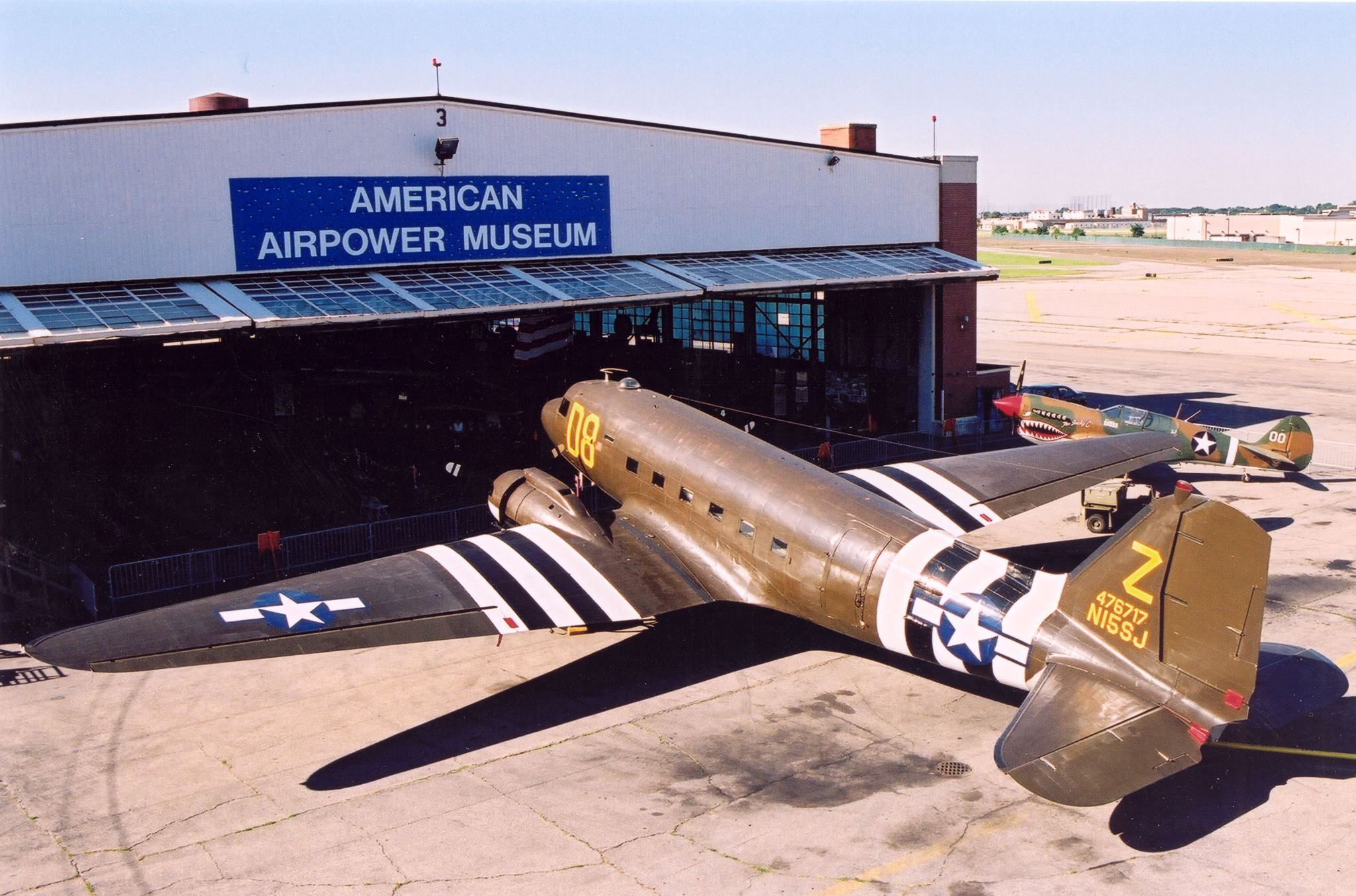 """American Airpower Museum"" Farmingdale, New York. The"