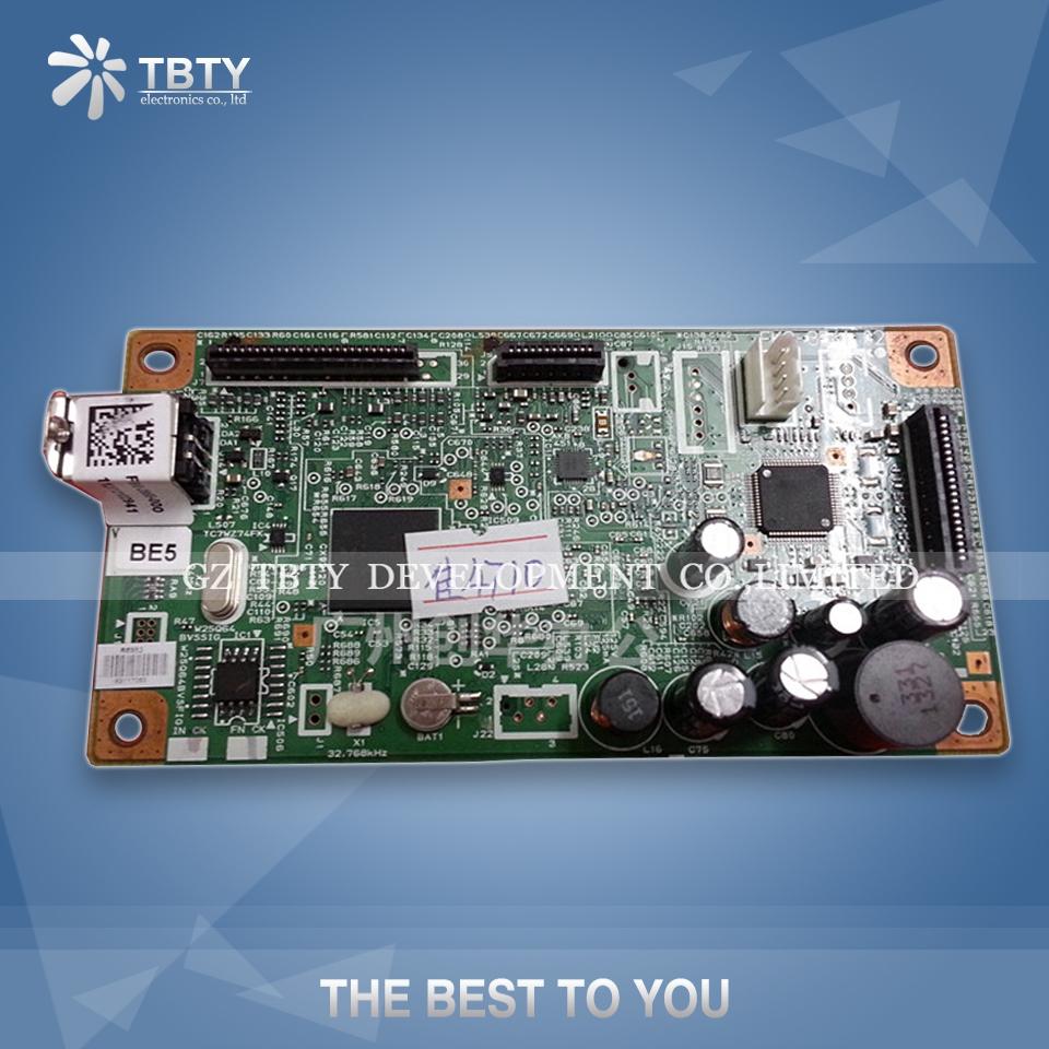 78.85$  Buy here - http://alip5r.worldwells.pw/go.php?t=32410760493 - 100% Test Main Board For Canon MF4710 4712 MF4710 MF4712 Formatter Board Mainboard On Sale