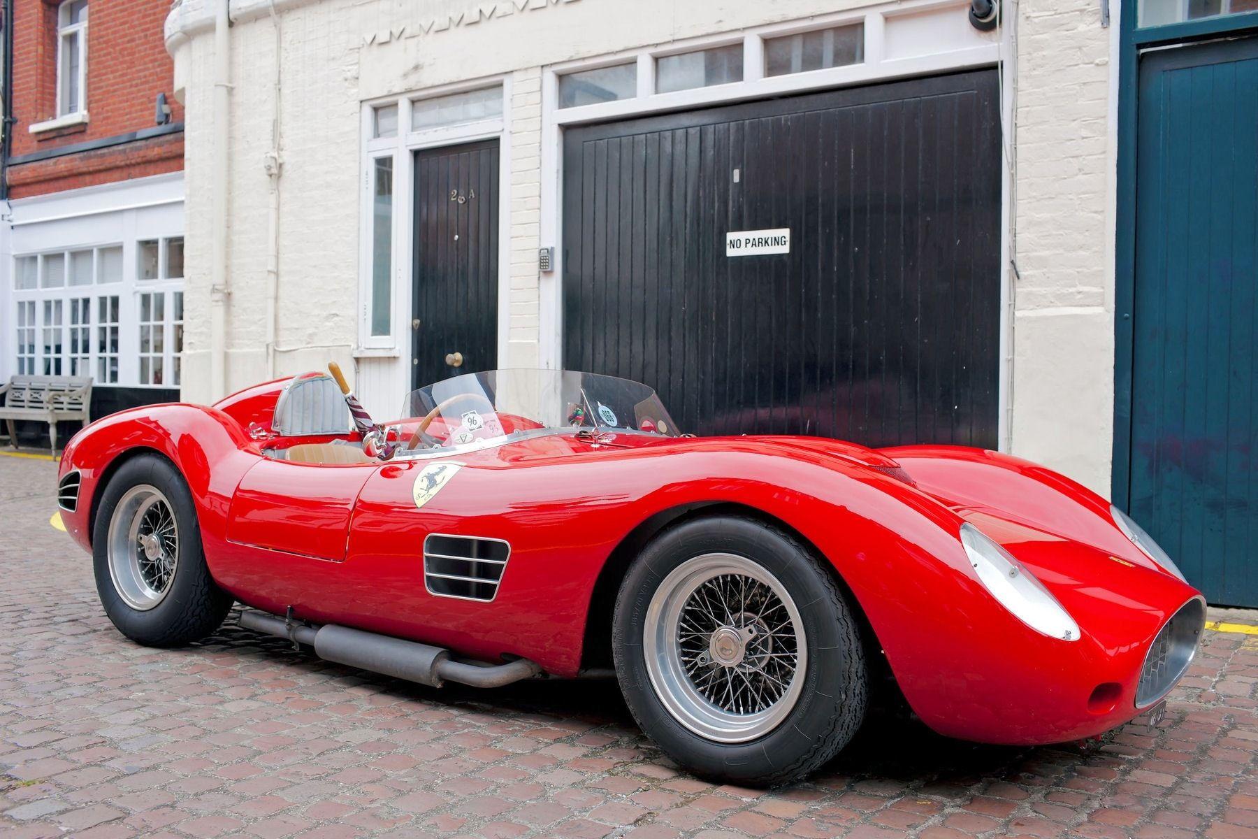 Ferrari 196 S : Les plus belles Ferrari de l'histoire - Linternaute