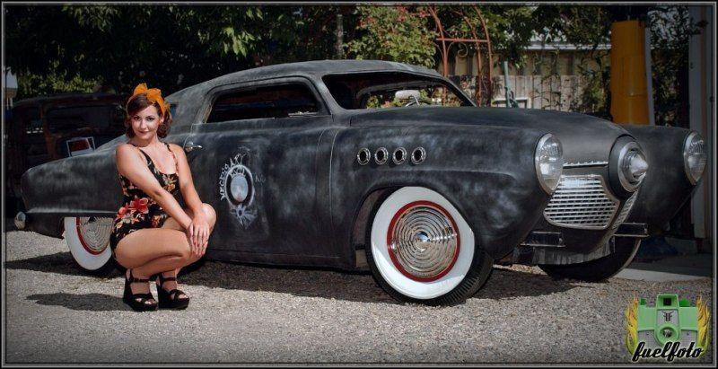 41 Studebaker | 1951 STUDEBAKER CHOP TOP KUSTOM PROJECT ...