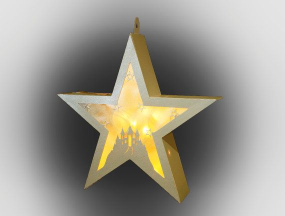 Set Of 3 Hanging Star Lantern Templates Star Lanterns Lanterns 3d Star