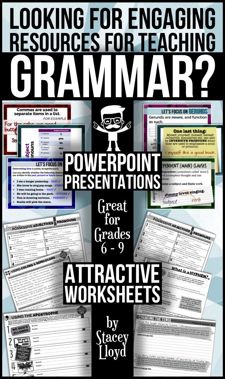 worksheet Grammar Worksheets With Answers For High School teaching grammar bundle worksheets key and school over 45 with answer keys 10 powerpoint presentations 13 handouts high grammar