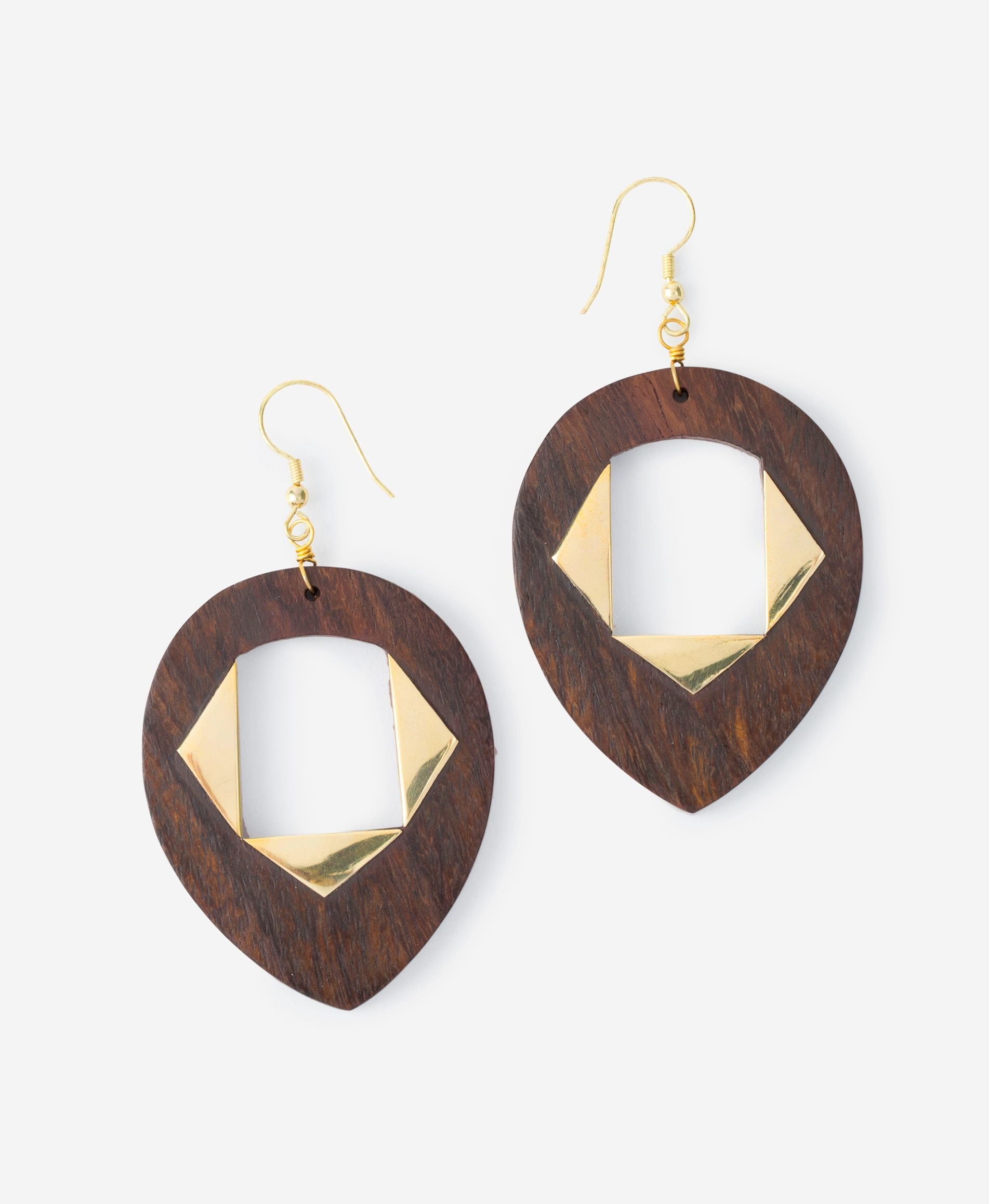 Expanse Earrings - Equally at home in the forest or the city ...