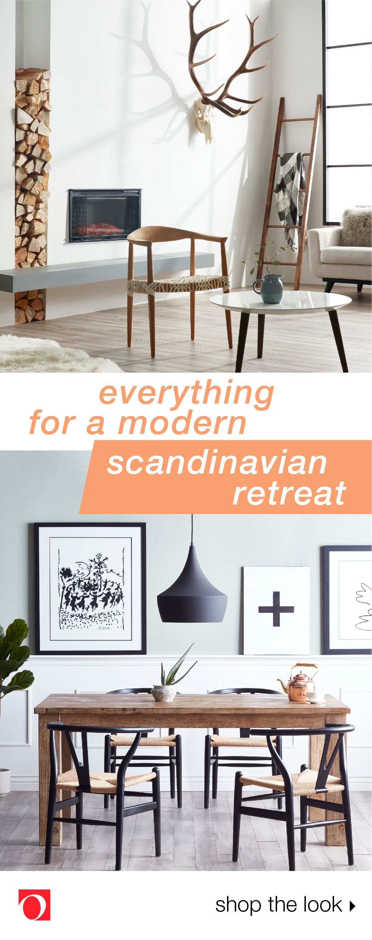 Shop By Scandinavian Design Style For Your Home Home Interior