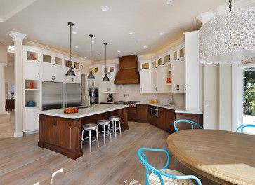 Upper Kitchen Cabinets Design Ideas, Pictures, Remodel, and Decor - page 3