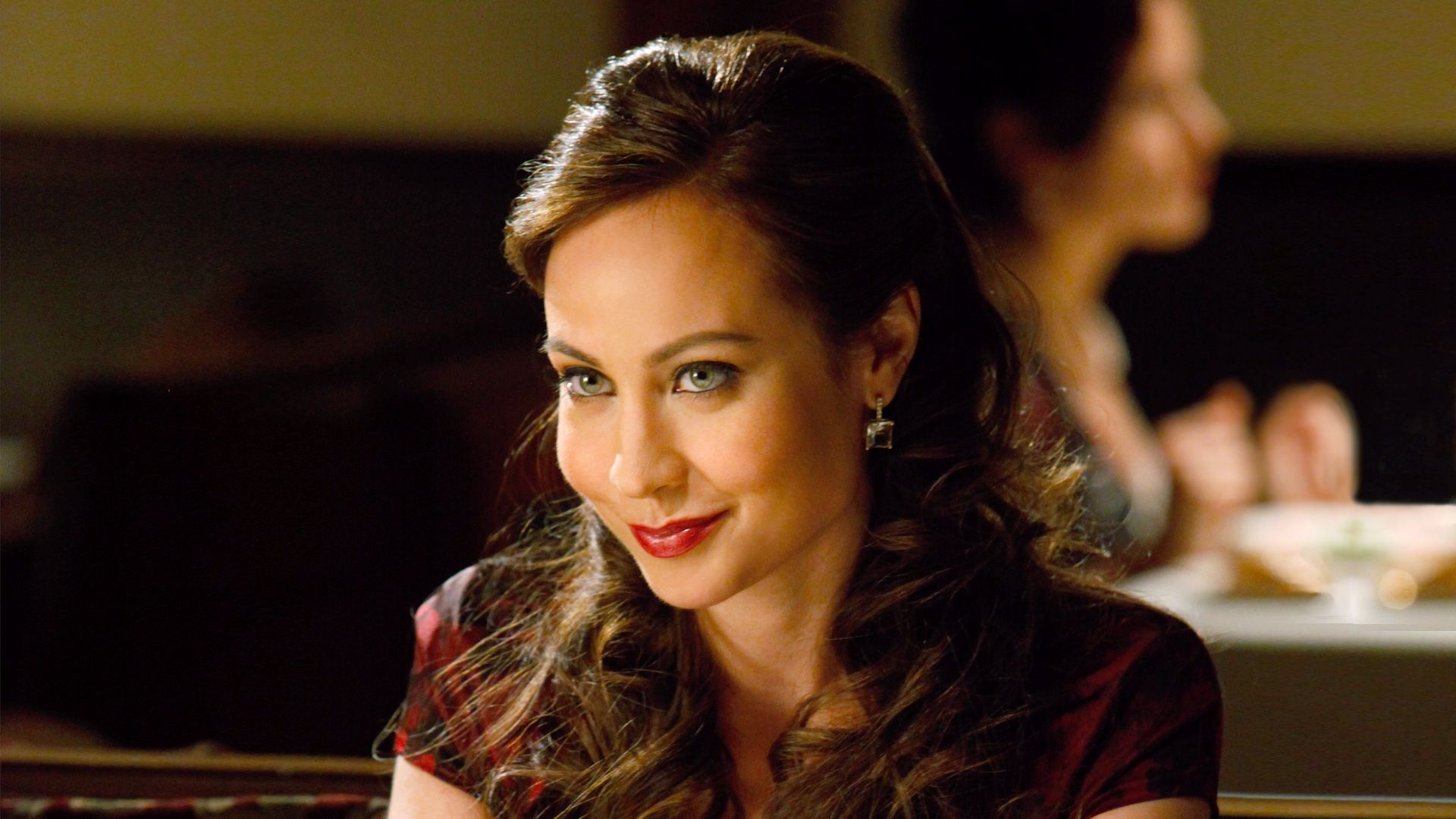 Courtney Ford Joins Husband Brandon Routh On Legends Of