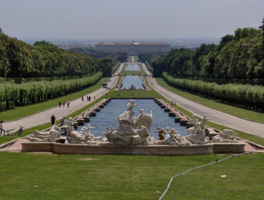 Palace of Caserta Star Wars