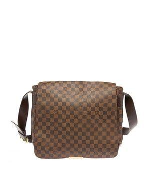 f81273a92369 Louis Vuitton Damier Ebene Bastille Messenger Crossbody (24723) Brown Messenger  Bag. Get one of the hottest styles of the season! The Louis Vuitton Damier  ...