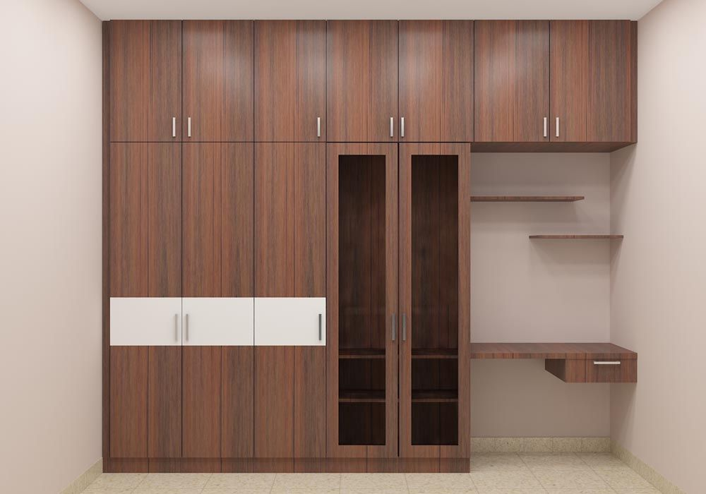 Buy Wooden Wardrobe Online At The Best Price With Scale Inch Customize Cupboard With Unique Des Cupboard Design Bedroom Cupboard Designs Bedroom Closet Design