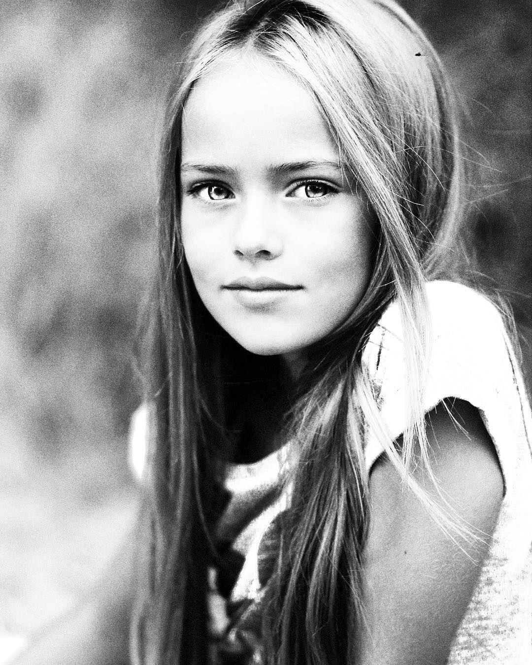 Kristina Pímenova, Niño