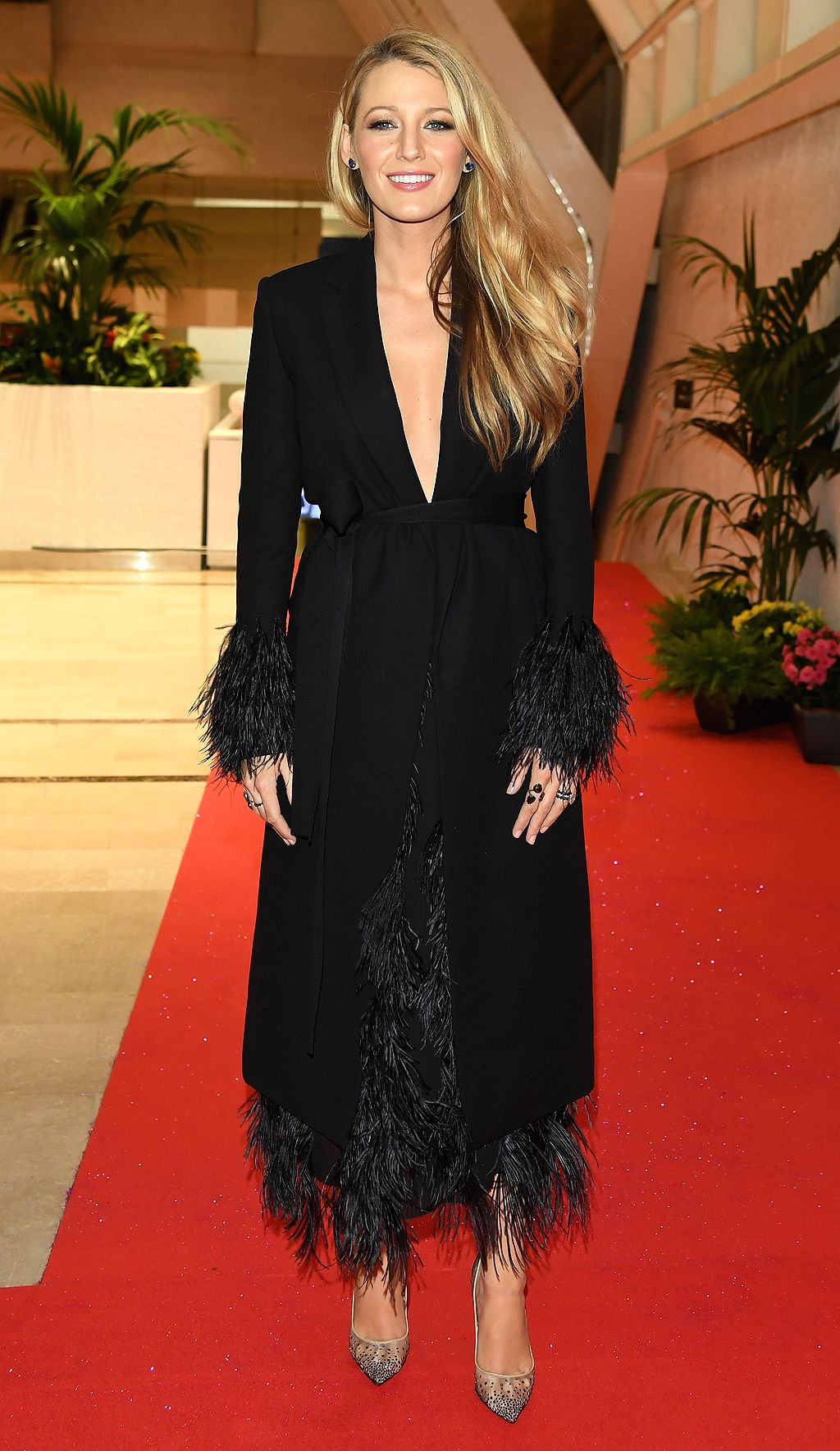 The style queen of cannes blake livelyus best film festival fashion