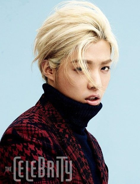 M I B's Kangnam transforms into an idol for 'The Celebrity