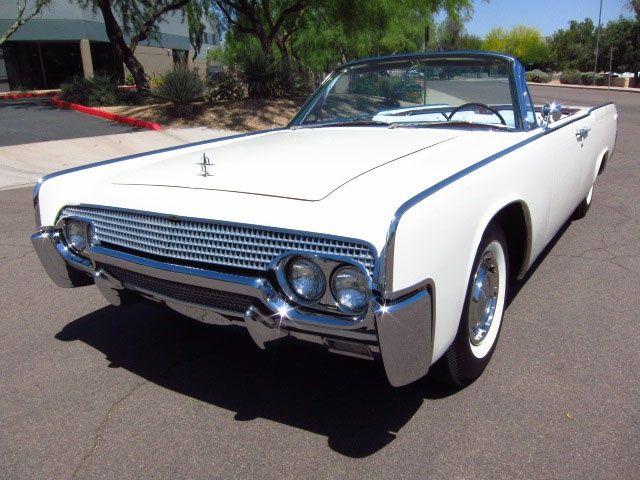1961 Lincoln Continental