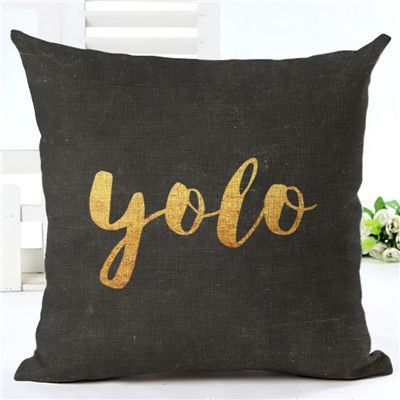 Just In Talk to Me Black ... Shop Now! http://www.shopelettra.com/products/talk-to-me-black-and-gold-18-x-18-pillow-cover-3?utm_campaign=social_autopilot&utm_source=pin&utm_medium=pin