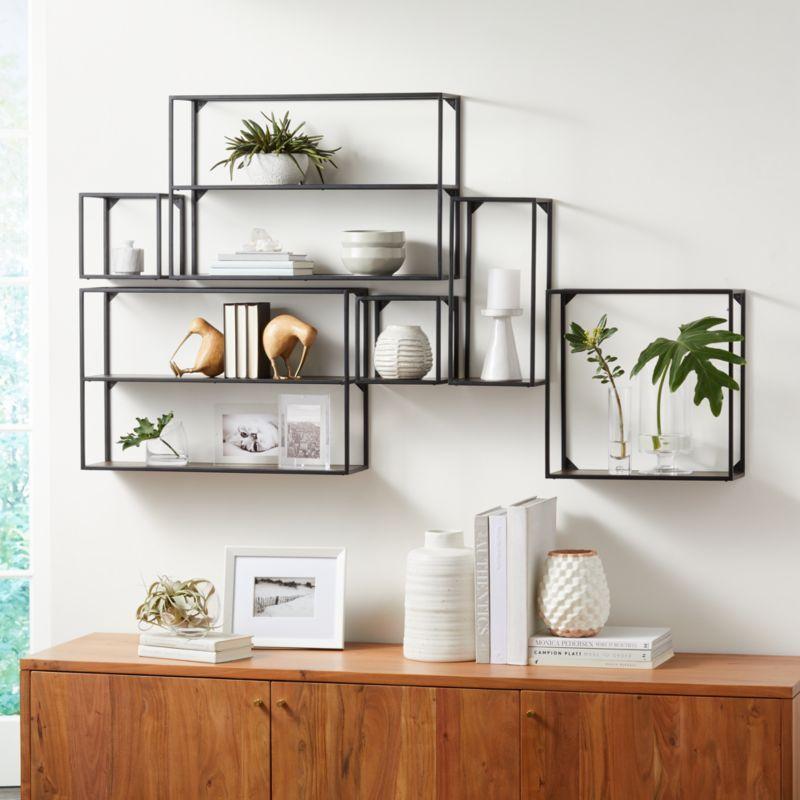 Booker climbing wall display shelf set of 6 reviews