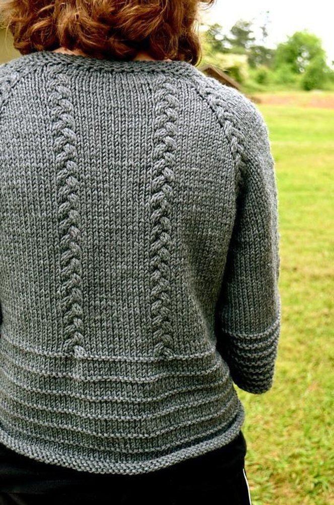 Scarlett's Cardi Knitting pattern by Annie Riley ...