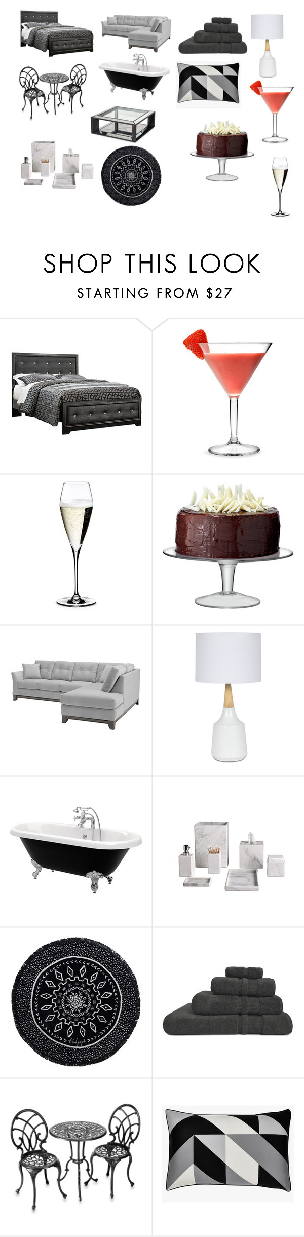 """Home Sweet Home"" by breezybrebre on Polyvore featuring interior, interiors, interior design, home, home decor, interior decorating, Riedel, LSA International, The Beach People and Hamam"