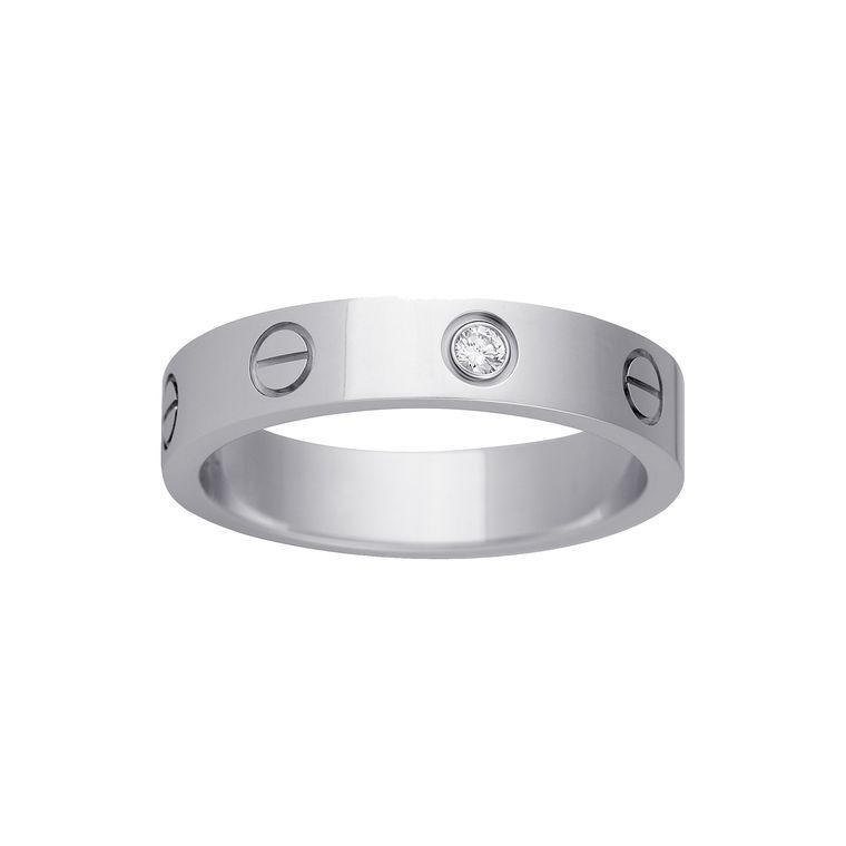 Cartier Love Ring Men Zoom Gems and jewellery