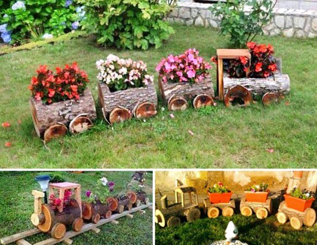 Photo of 26 DIY-yard-art-craft  home-decor-garden-ideas