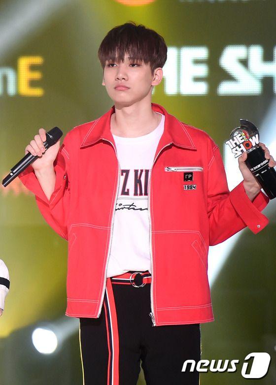 160510 #Hyuk #VIXX SBS The Show