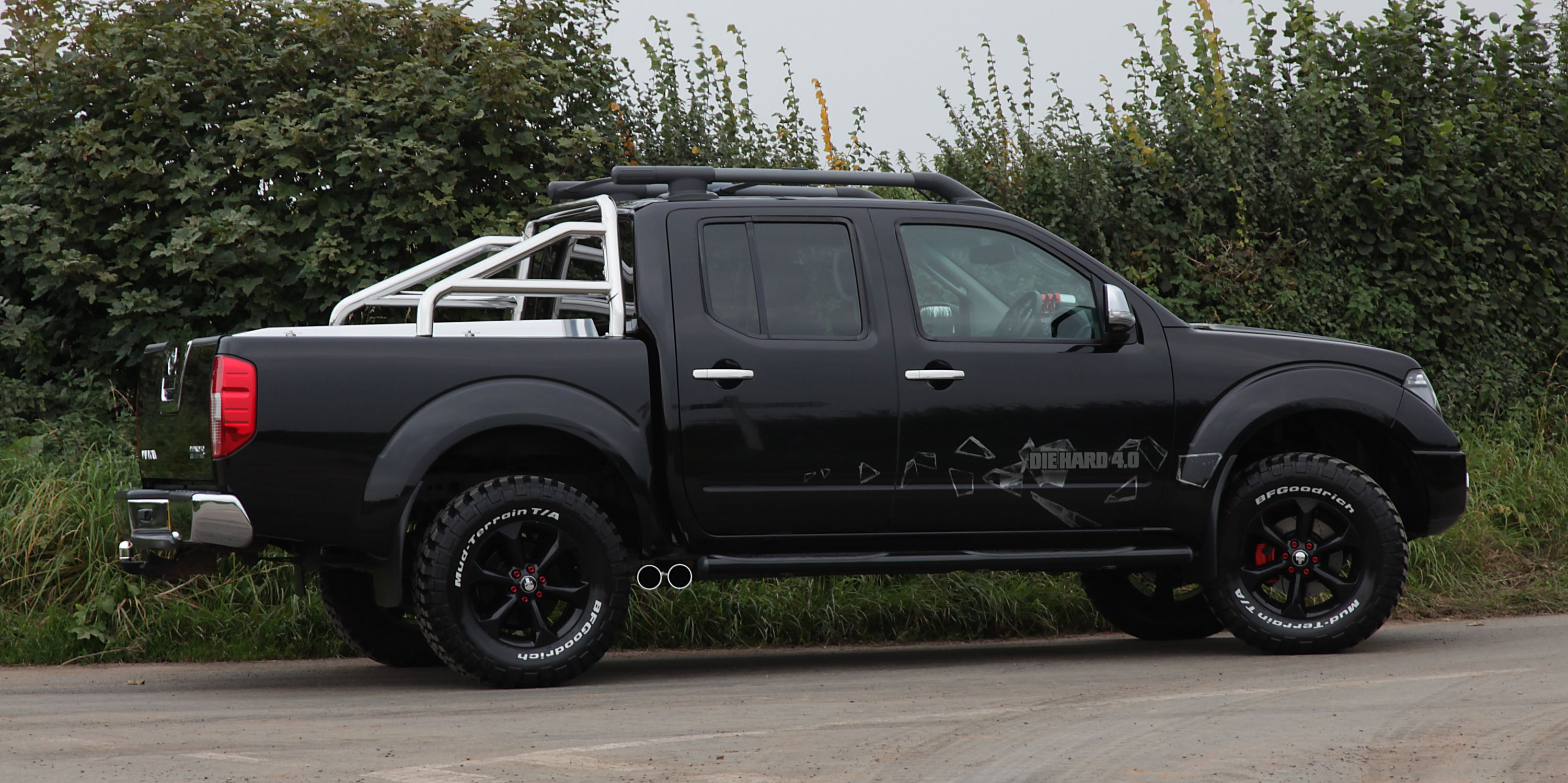 Custom Nissan Frontier >> Lifted Truck Custom Nissan Navara Frontier This Truck Has Home