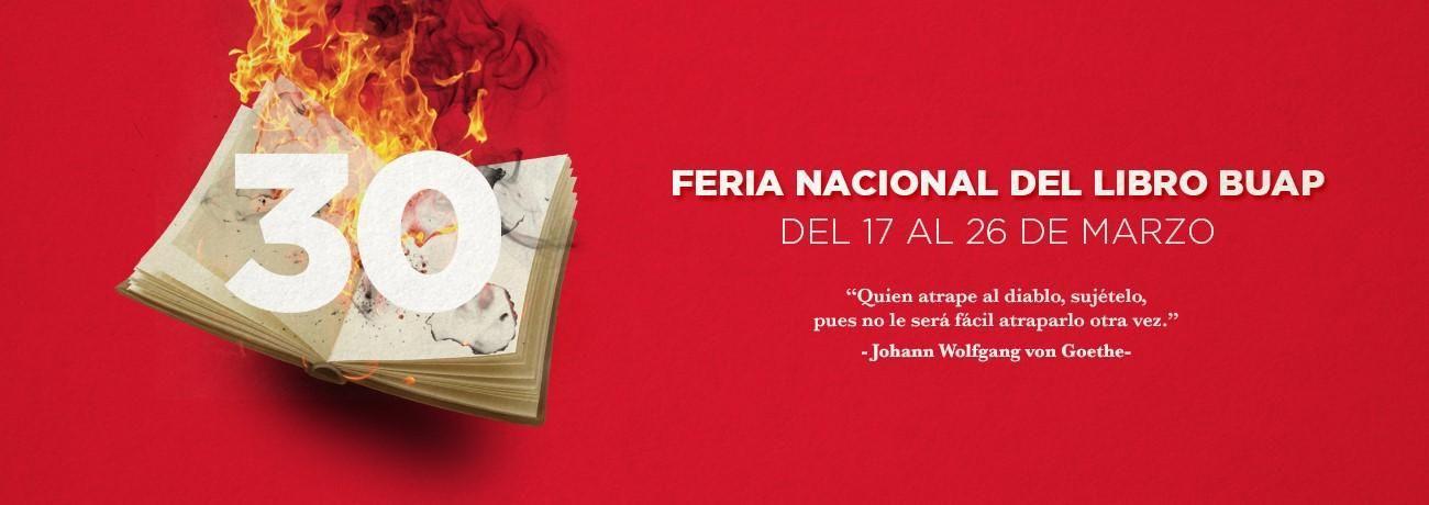Feria Nacional del Libro, BUAP. 2017