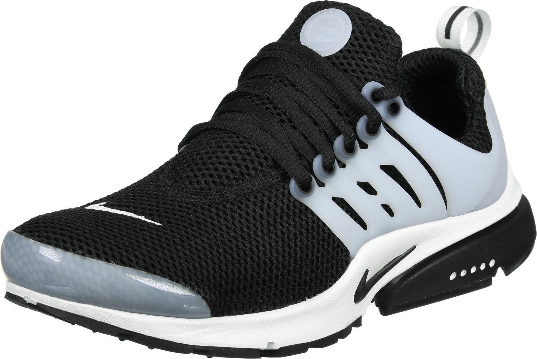 Nike Air Presto Shoes Black Grey Nike Presto Shoes Air Running Youth Grey Schuhe Schwarz Grau Nike In 2020 Nike Air Presto Shoes Nike Air Force 1 Outfit Nike Kwazi