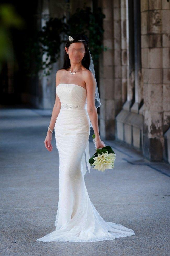 Vera Wang Vw351044 Used Wedding Dress Save 47 Wedding Dresses Used Wedding Dresses Dresses