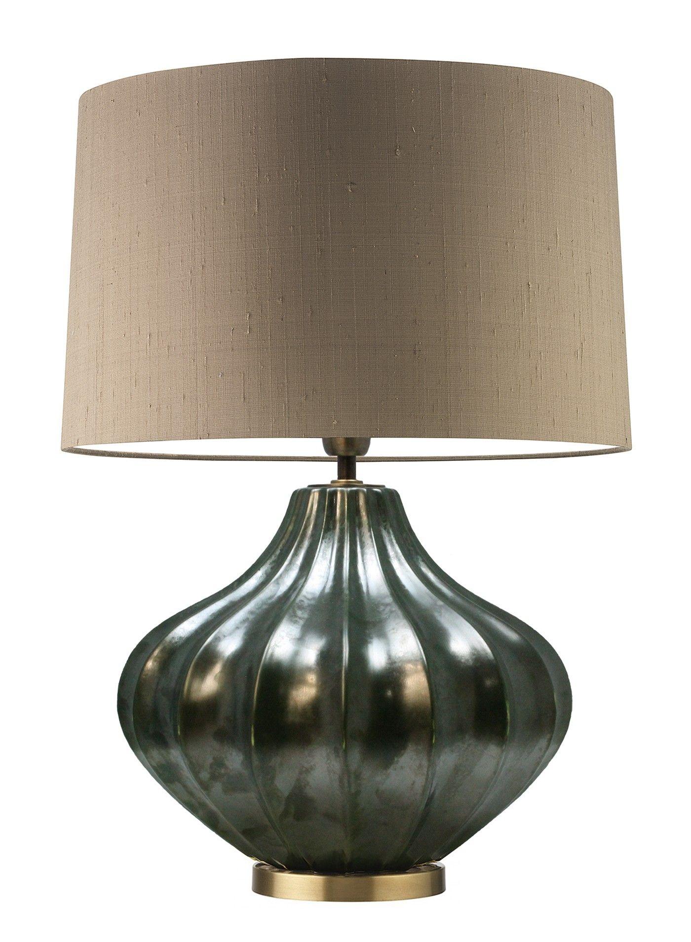 Mallory Evergreen Heathfield Amp Co Green Table Lamp