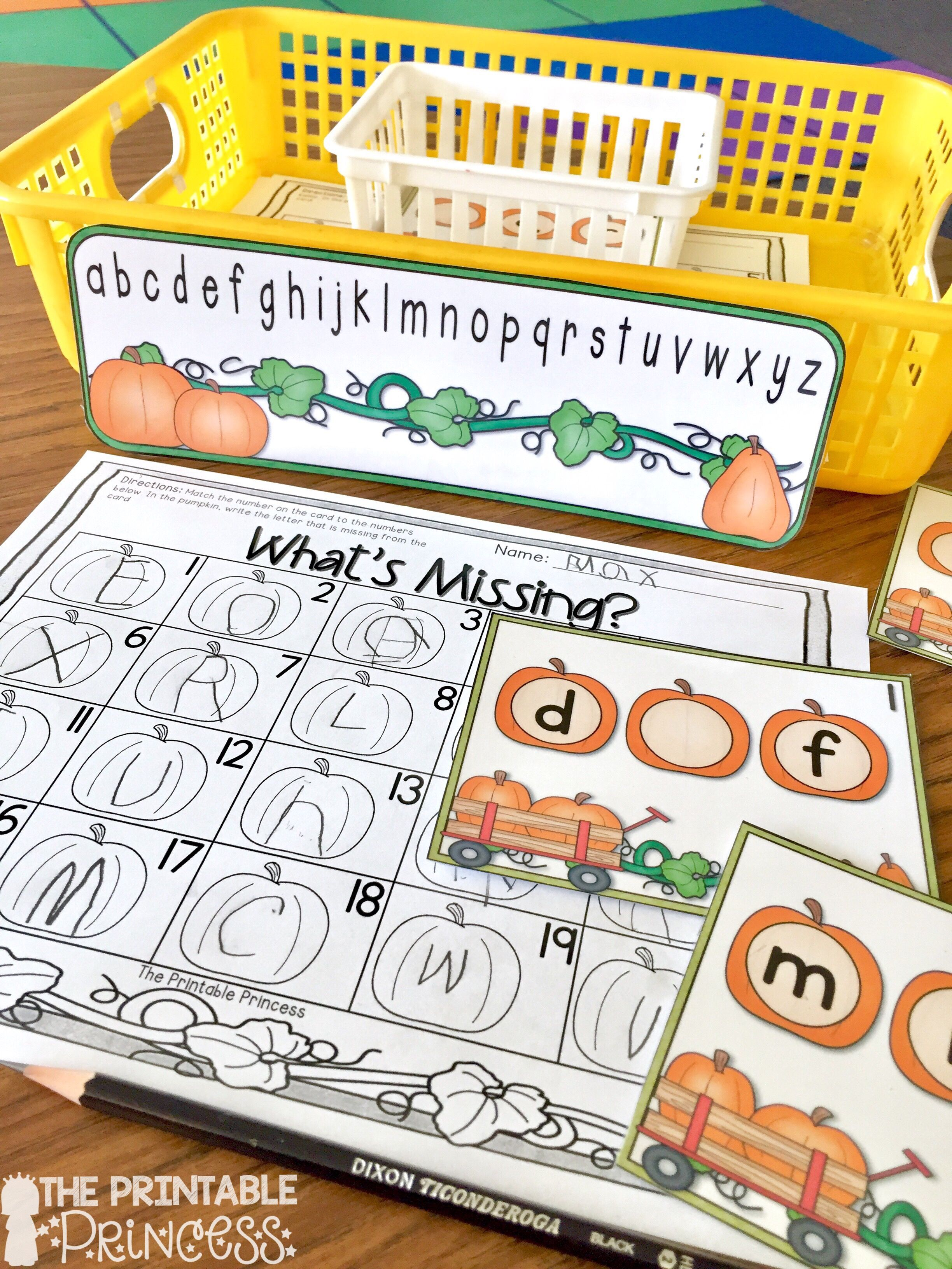 Party Like A Pilgrim pack! 19 math and literacy centers + no-prep practice pages! Standards aligned and appropriate for this time of year.